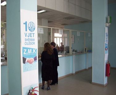 Korce Water Supply and Sewerage Utility is a medium-sized Albanian water utility with 20,600 connections representing a total population of 87,500 inhabitants