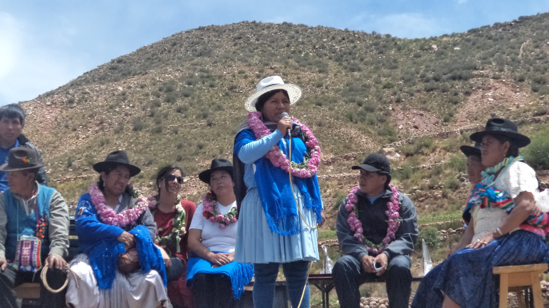 Over the past few years, Bolivia has improved its legislation to promote women's participation in politics