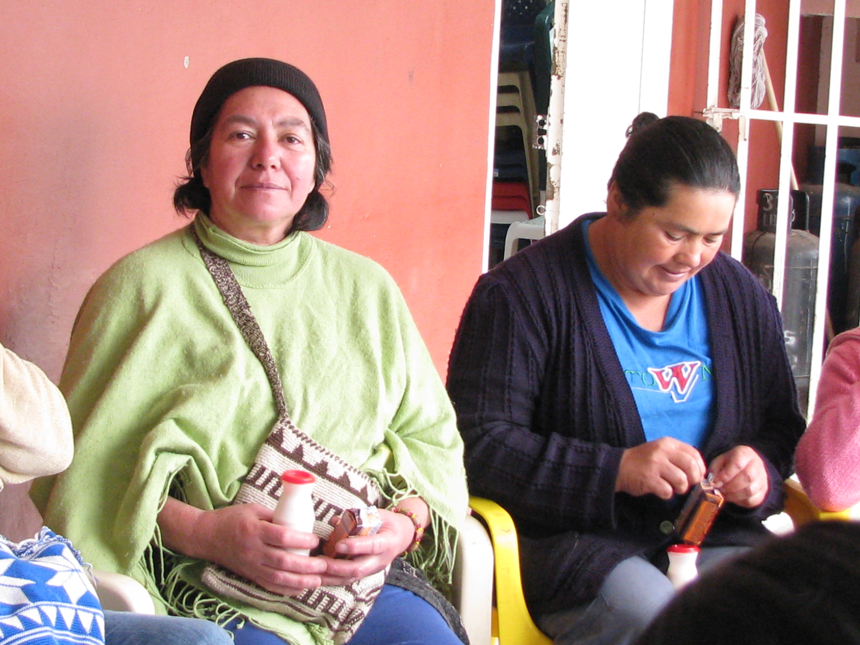 "The ""Seres de cuidado"" strategy was characterized by community and institutional participation"
