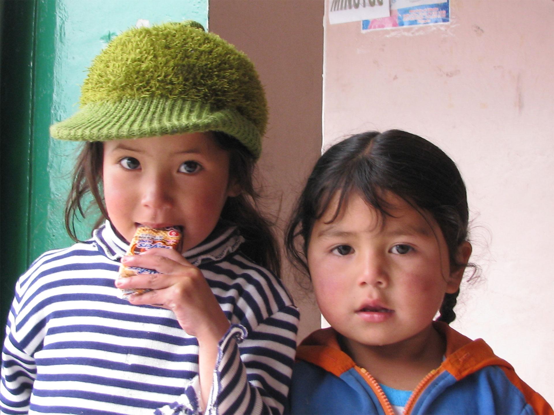 En 2005, el 60% de los menores de cinco años en Chocó presentaba niveles de desnutrición