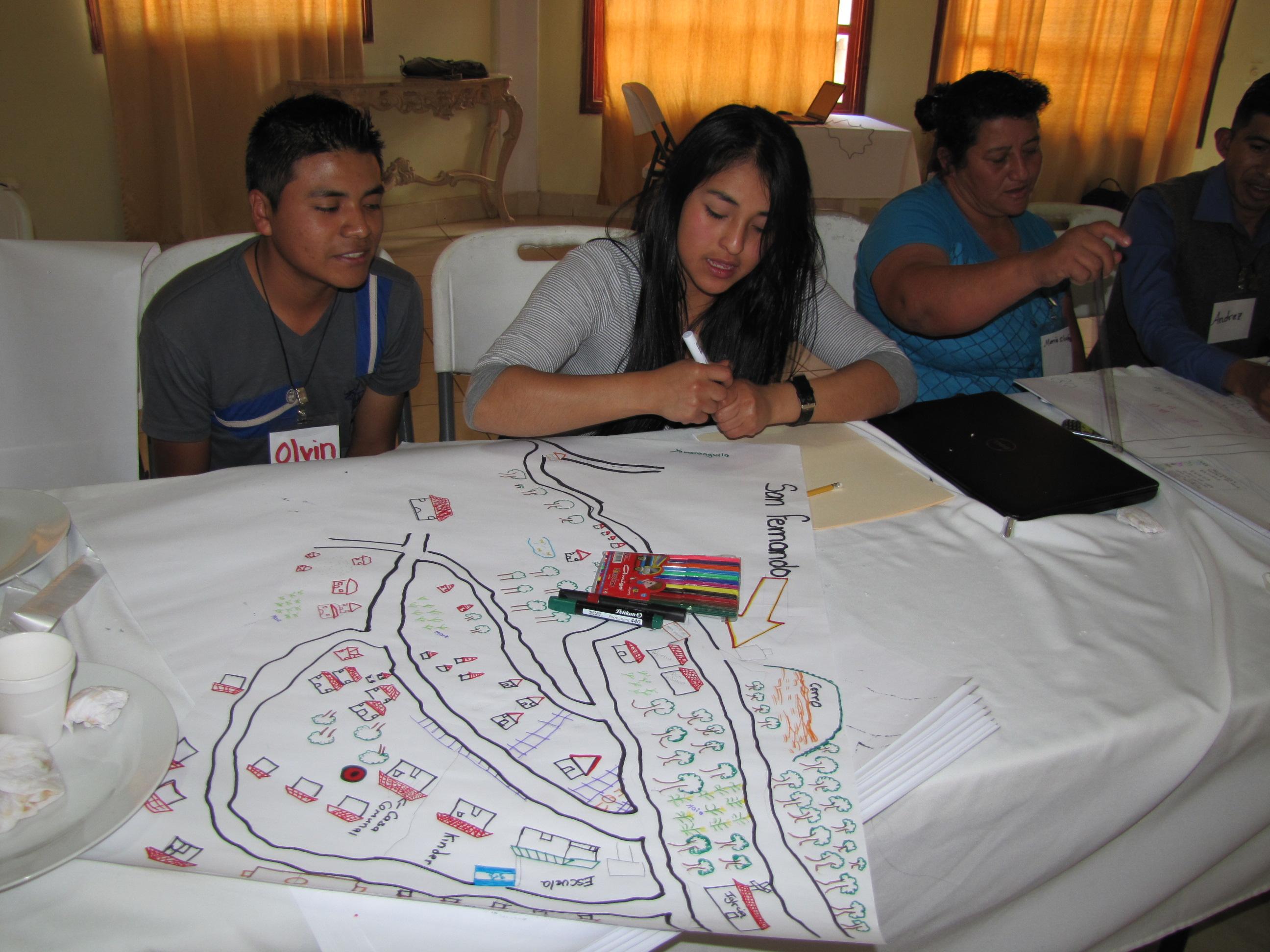 La intervención tuvo como objetivo generar oportunidades para desincentivar la emigración entre los jóvenes vulnerables
