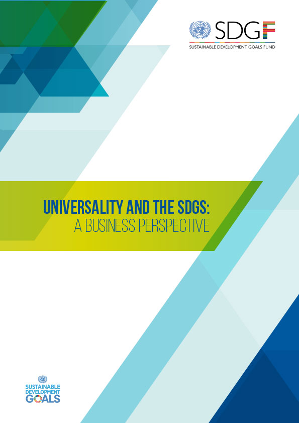 Universality and the SDGs: A Business Perspective | Sustainable