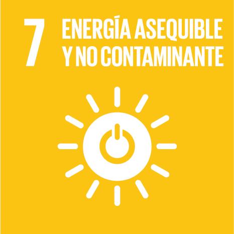 Objetivo 7: Energía asequible y sostenible