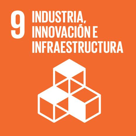 Objetivo 9: Industria, innovación, infraestructura