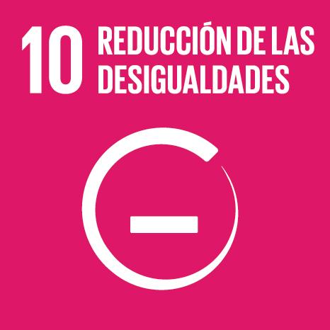 Objetivo 10: Reducir desigualdades