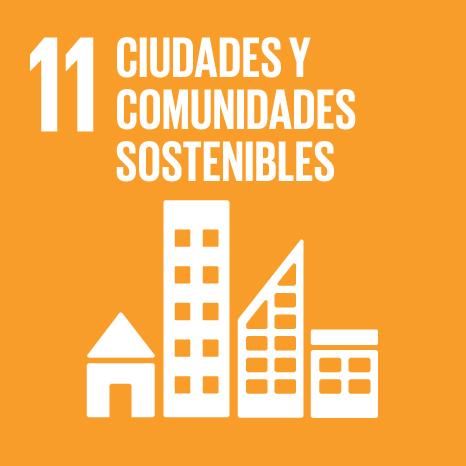Objetivo 11: Ciudades y comunidades sostenibles