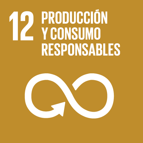 Objetivo 12: Consumo responsable y producción