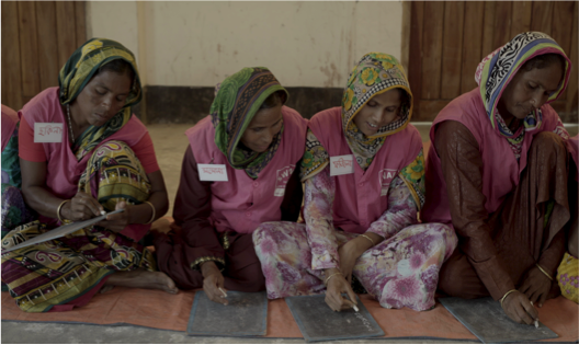 Women from Kurigram district participate in training on financial literacy