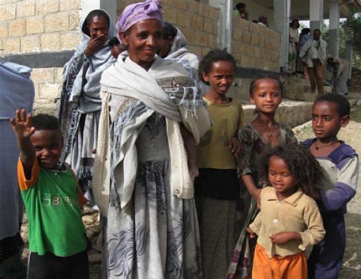 Las mujeres rurales tienen menos acceso a las oportunidades económicas, la educación y la formación