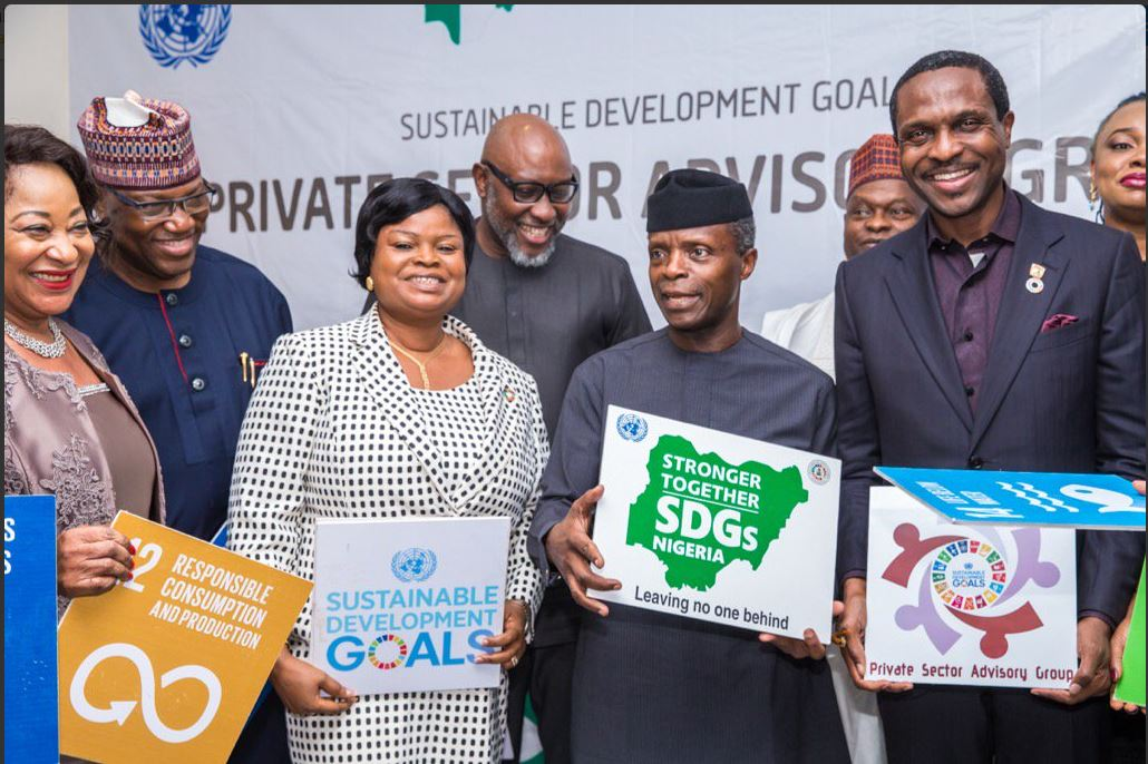 thesis on sustainable development in nigeria Presently, nigeria's tourism industry is rudimentary, undeveloped, and suffers from chronic shortages of infrastructure as well as supporting and enhancing institutions in particular, the lack of awareness and appreciation for landscaping in particular, and the environment in general, has compounded the problems of tourism development in.
