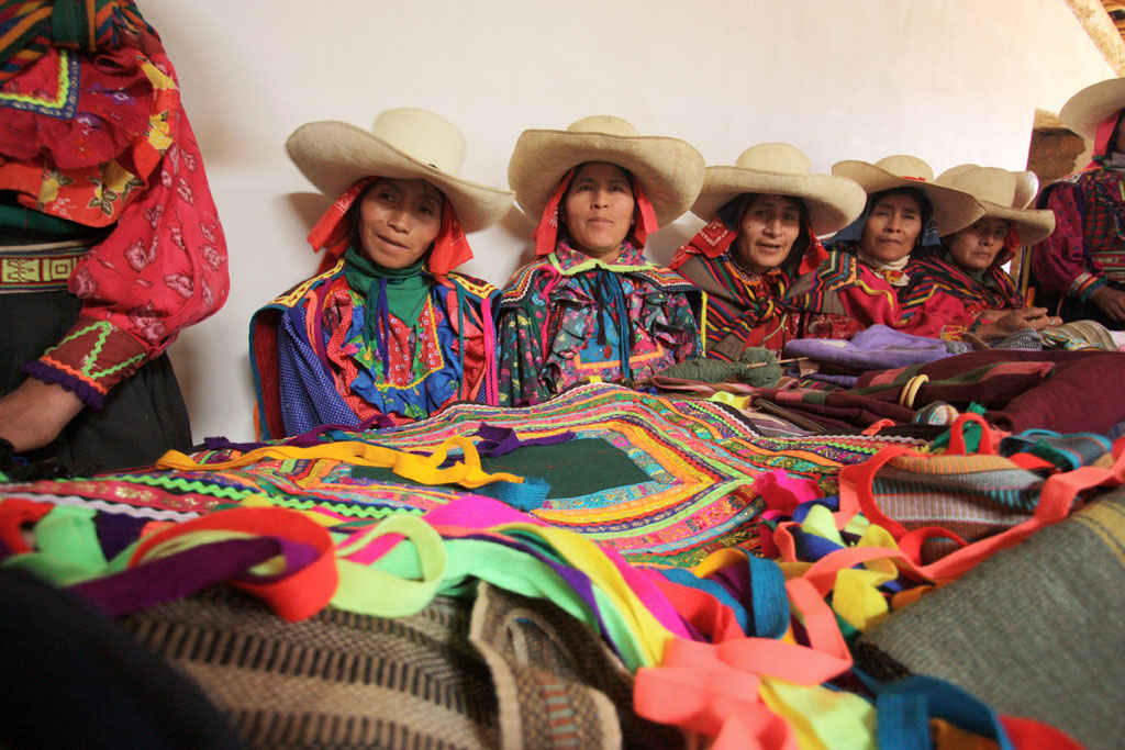 The intervention contributed to the impulse of the creative industries in Ayacucho, Cusco, Puno and Lambayeque