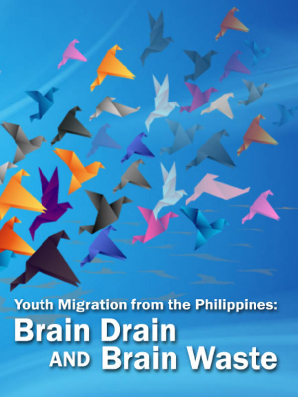 brain drain in the philippines Human capital flight refers to the emigration of individuals who have received advanced training at  sometimes referred to as a brain gain whereas the net costs for the sending country are sometimes referred to as a brain drain  all contribute to what is described as the current brain-drain phenomenon occurring in the philippines it.