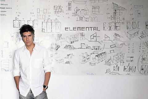 Alejandro Aravena Photo by Cristobal Palma
